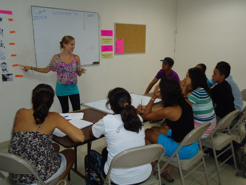 tefl, tefl costa rica, teach english, teaching english