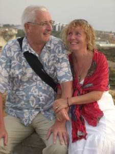 Julia and David Bailey