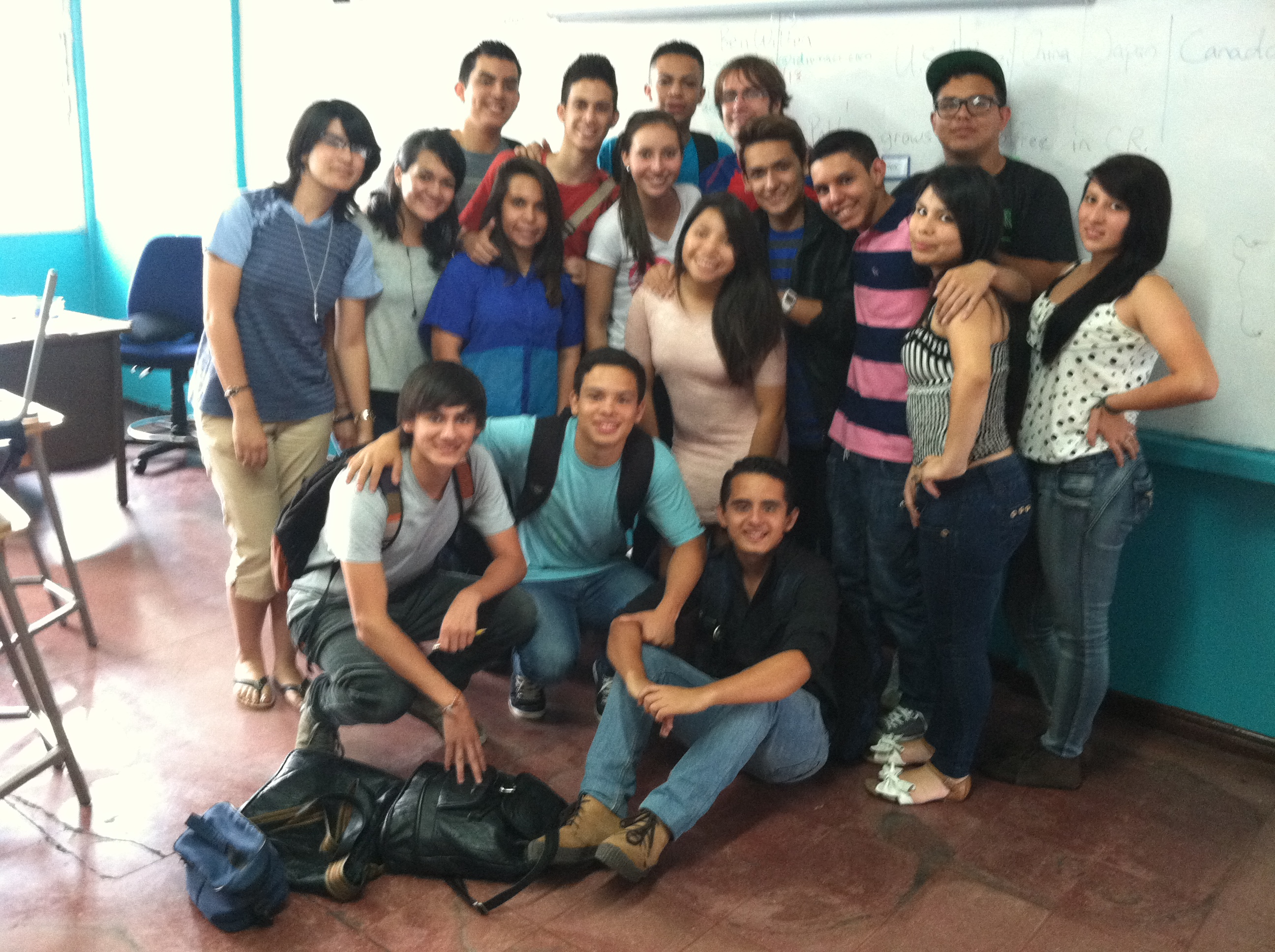 Teaching English in Costa Rica